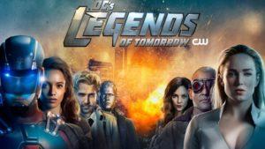 DC's Legends of Tomorrow Season 4 All Episodes Subtitles