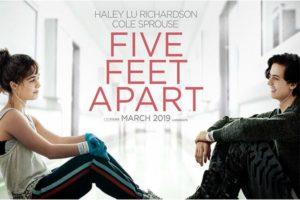 Five Feet Apart 2019 english subtitles srt