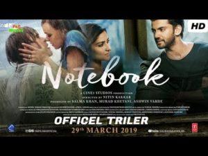 notebook 2019 english subtitles srt