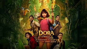 Dora And The Lost City Of Gold English subtitles