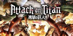 Attack on Titan Season 2 english subtitles