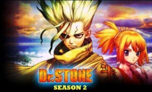 Dr. Stone Season 2 english subtitles