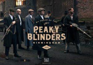 Peaky Blinders English Subtitles All Season