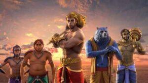 The Legend of Hanuman English Subtitles