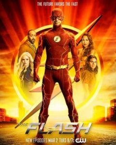 the flash season 7 Engish Subtitles