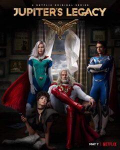Jupiters Legacy English subtitles Netflix